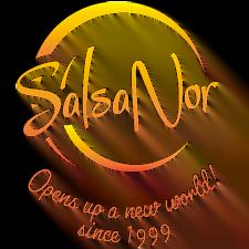 SalsaNor Norge Logo